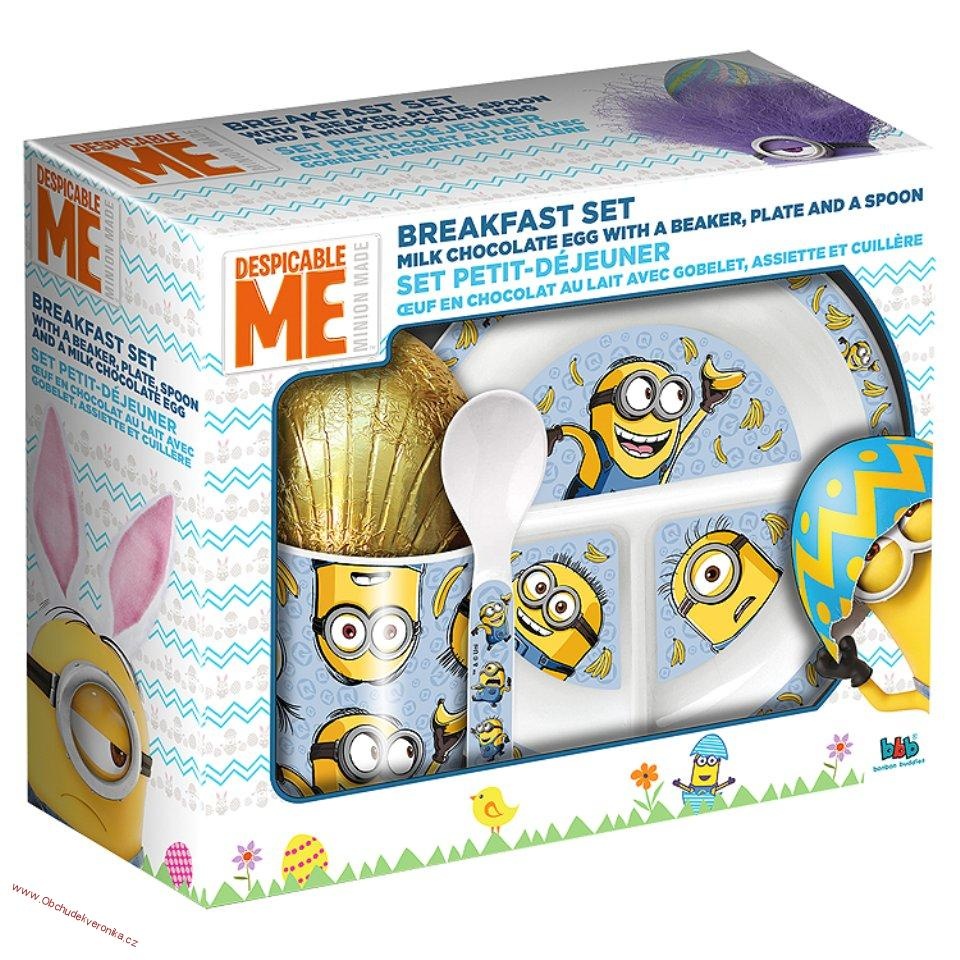 Minions Breakfast Set 55g