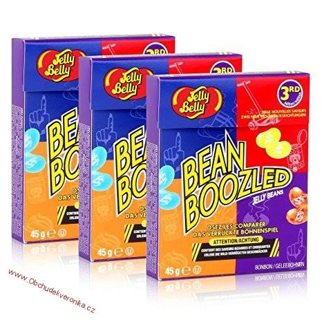 Jelly Belly Bean Boozled box 45g