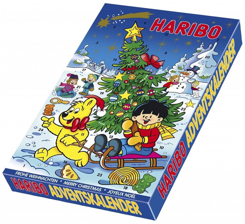 haribo adventni kalendar Sezonní nabídka | Haribo adventní kalendář   300gta   300g  haribo adventni kalendar
