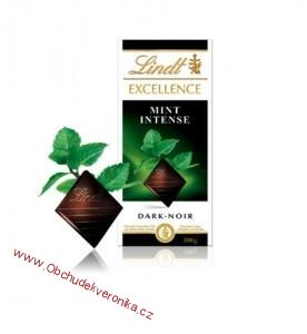 Lindt Excellence Mint Intense 100g