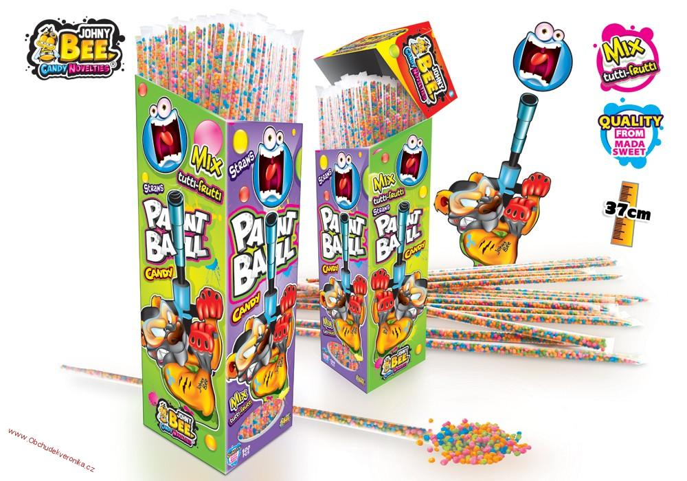 Johny Bee Paint Ball Candy 9,5 g x 5ks