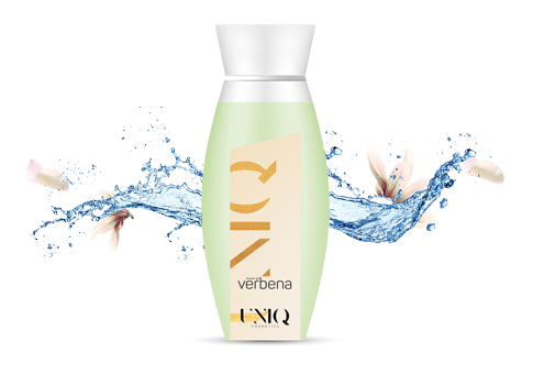 Shower gel VERBENA -design UNIQ 200 ml
