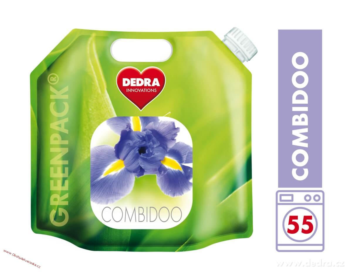 COMBIDOO gel GREENPACK prací gel 2750ml