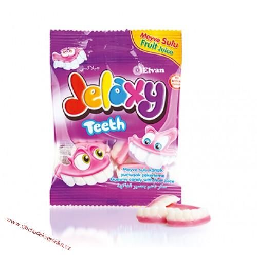 Jelaxy želé Teeth 90g