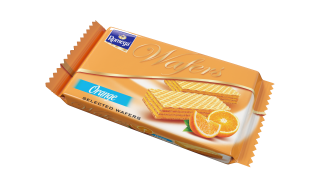 Romega Wafers orange 65g x 4ks