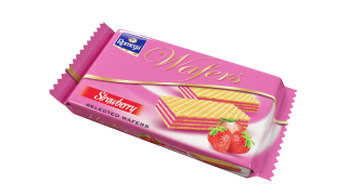 Romega Wafers strawberry 65g x 4ks