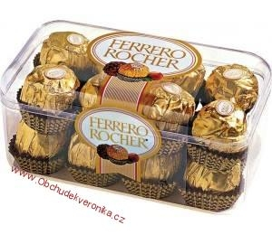 Ferrero Rocher 200g - 16ks