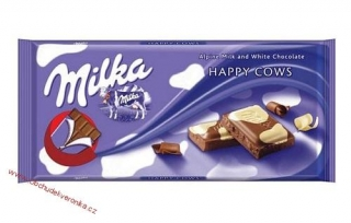 Milka Happy Cows 100g