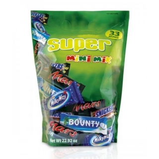 Mars Super Mini Mix Pouch 650 g