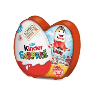 Ferrero Kinder Surprise T8 160 g