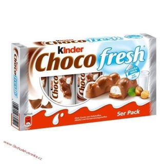 Kinder Schoko fresh 5.ks x 21 g