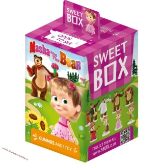 Sweet Box Masha and Bear 10g