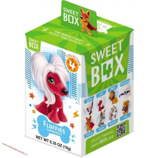Sweet Box Fluffies Super Heroes Dog 10g