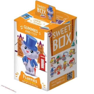 Sweet Box Fluffies Around the World 10g