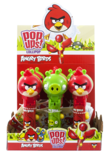 Angry Birds Pop Ups 10g