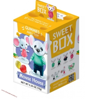 Sweet Box Mouse House 10g