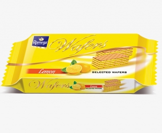 Romega Wafers lemon 65g x 24ks