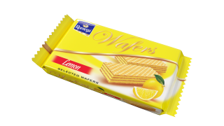 Romega Wafers lemon 65g x 4ks