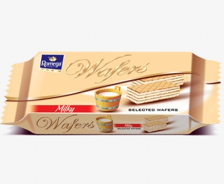 Romega Wafers milk 65g x 24ks