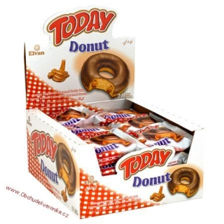 TODAY DONUT KARAMEL (50g) x 24 ks