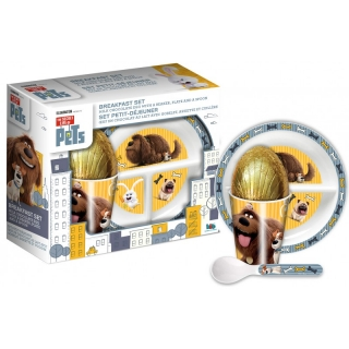 Pets Breakfast Set 55g