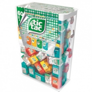 Tic Tac Mixed 234g
