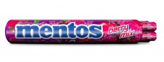 Mentos Berry Mix 8x37g