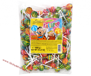 Flintstones Lolly's Mix 100