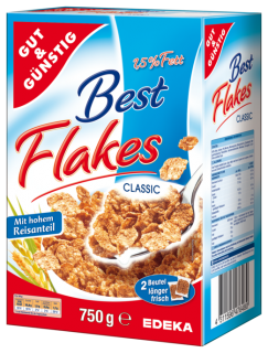 Best Flakes 750g