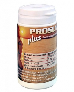 Prosun Plus 150 tablet - 60g