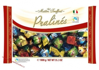 Maitre Truffout Assorted pralines milk chocolate 1kg