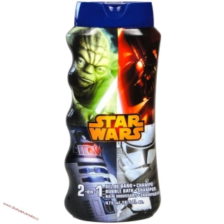 Pěna do koupele + šampon Star Wars  475 ml
