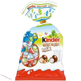 Kinder eggs mini 250g