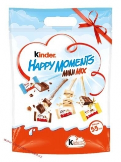 Kinder HM mini mix 338g