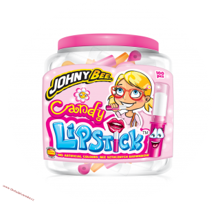 Johny Bee LIPSTICK sweet kiss - rtěnky 5g x 100ks