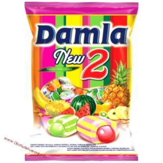 DAMLA Tropical - mix 1000 g
