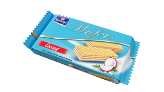 Romega Wafers cocos 65g