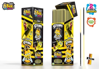 Straws 7,5g Johny Bee x 20ks