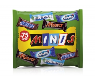 Mars Mixed Minis Bag 1500g