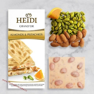 Heidi Grand´Or Almonds & Pistachios 100g