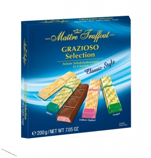 Maitre Truffout Grazioso Selection Classic Style 200g