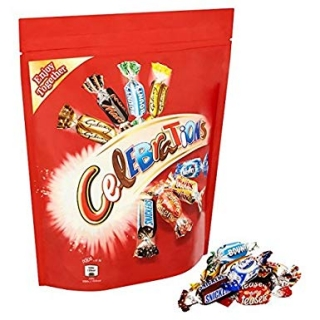 Celebrations Sharing Bag 450 g