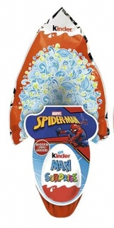 Kinder surprise maxi Spiederman 150g