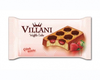 Villani Strawberry 50g x 4ks