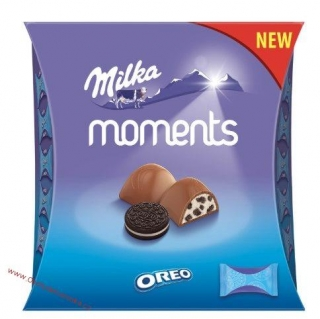 Milka Moments Mini Oreo 92g