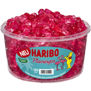 Haribo Flamingos  150ks box