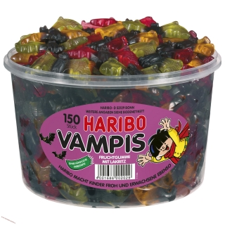 Haribo Vampires 150ks box