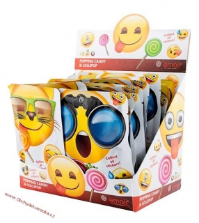 Emoji popping candy  15g