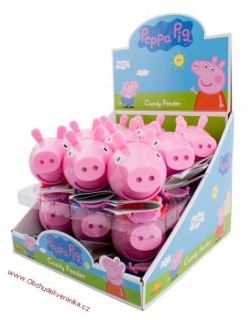 Peppa Pig Dispenser 10g