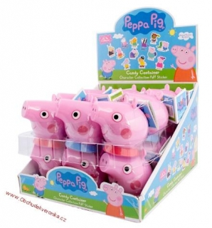 Peppa Pig Candy Container 10g